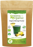 Greens Organic - Organic Moringa Powder 200gm